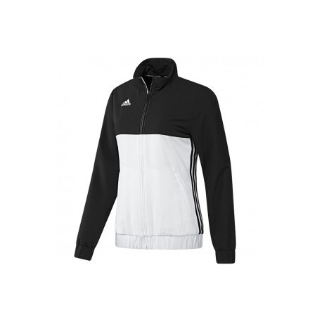 adidas T16 Team Jacket Women Black / White