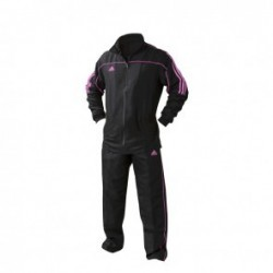 adidas Team Track Training Jacket Black / Pink
