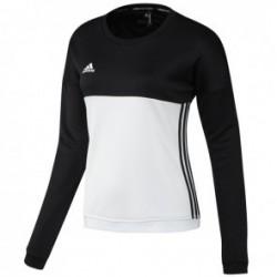 adidas T16 Crew Sweater Women Zwart