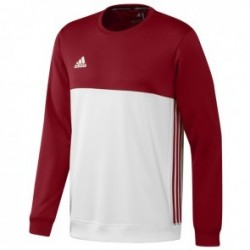 adidas T16 Pull Crew Homme Rouge