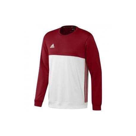 adidas T16 Crew Sweater Men Red