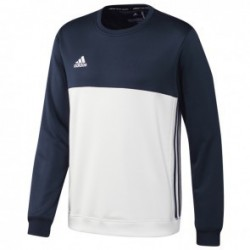 adidas T16 Pull Crew Homme Bleu