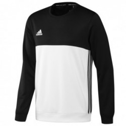 adidas T16 Pull Crew Homme Noir