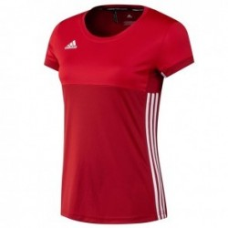 adidas T16 Clima Tee Femme Rouge