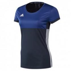 adidas T16 Clima Tee Women Blue