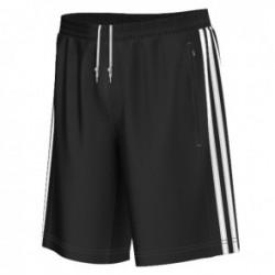 Adidas T16 Team Short Youth Zwart/Wit