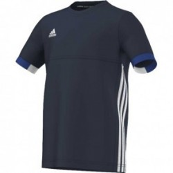 adidas T16 Team Tee Youth Blauw