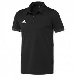 adidas T16 Team Polo Youth Zwart