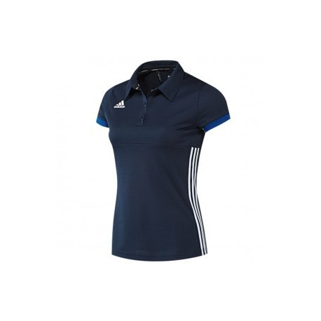 adidas T16 Team Polo Women Blue