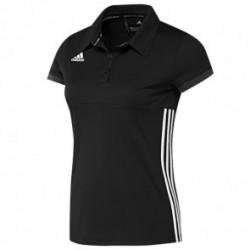 adidas T16 Team Polo Femme Noir