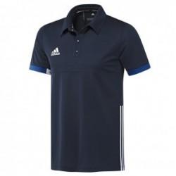 adidas T16 Team Polo Men Blauw