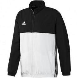 Blouson adidas T16 Team Homme Noir / Blanc