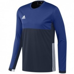 Tee-shirt manches longues adidas T16 ClimaCool Homme Bleu