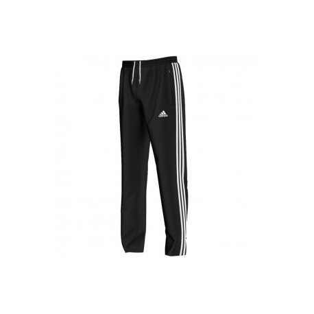 adidas T16 Team Training Pants Youth Black / White