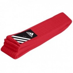 Adidas Karateband Elite 45 mm Rood