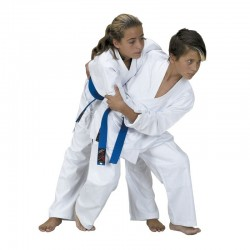 Judo Uniform. Junior. White