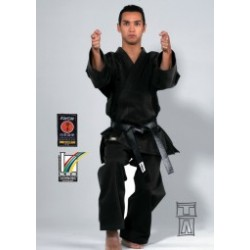 Karate jacket Traditional black, 12 oz