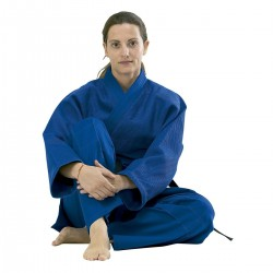 JUDO GI. TRAINING. BLUE