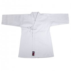AIKIDO JACKET. COTTON PEARL WEAVE