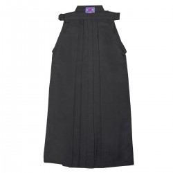 Hakama Japan Black Poly-Rayon