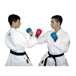 Karate Training Uniform. Polyester/Cotton