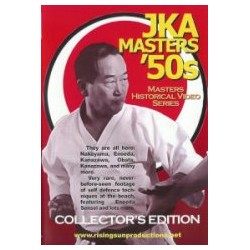 DVD JKA Masters 50s