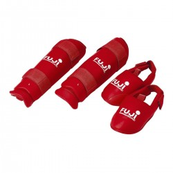 Shin & Instep Guard. Removable