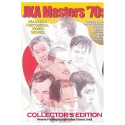 DVD JKA Masters 70s