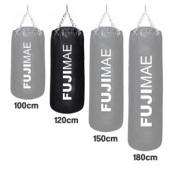 PUNCHING BAG. TRAINING. UNFILLED. 120 CM