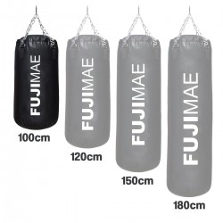 PUNCHING BAG. TRAINING. FILLED. 100 CM
