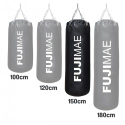 PUNCHING BAG. TRAINING. FILLED. 150 CM