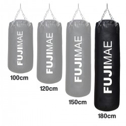 PUNCHING BAG. TRAINING. FILLED. 180 CM