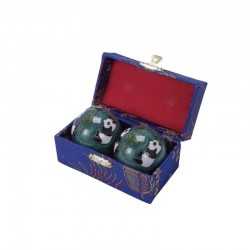 Chinese Musical Balls. Decorated