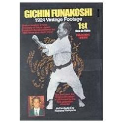 DVD Funakoshi 1924 Vintage Footage
