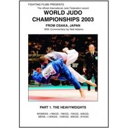 2003 World Judo Championships