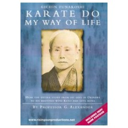 DVD Gichin Funakoshi: My Way of Life