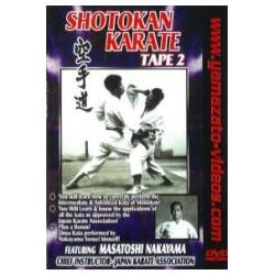 DVD Nakayama: Shotokan Karate Vol. 2