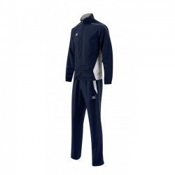 Tracksuit 401 - Navy Blue and White