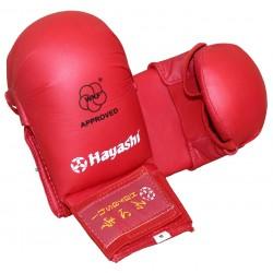 HAYASHI Karate Gloves TSUKI (WKF approved)