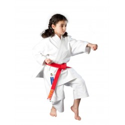 """Karate Gi HAYASHI """"Reikon"""" white"""