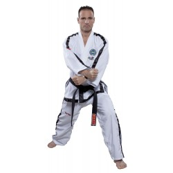 "TAEKWONDO UNIFORM TOP TEN ITF ""DIAMOND MASTER-INSTRUCTOR"""