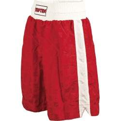 Shorts Simple Stripe Red