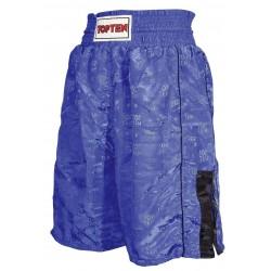 Short Half Stripe Blue-black