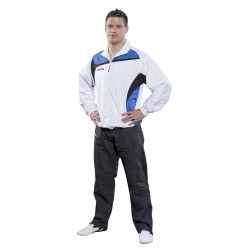 Fitness Suit TOP TEN white/black/blue