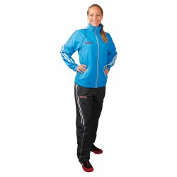 Fitness Suit TOP TEN blue/white/black