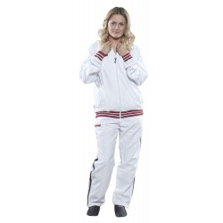 """Casual pant TOP TEN """"dry fit"""" white"""