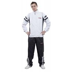 """Trainingsuit for men TOP TEN """"Fight Elite"""" white/black"""