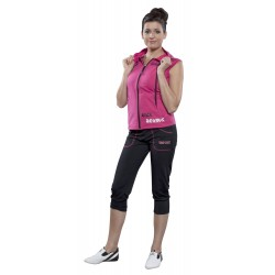 Fitness pant 3/4 TOP TEN black/pink