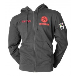 Hooded  Jacket TOP TEN Soft Shell black