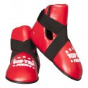 """Foot protection """"Fight"""" Red"""